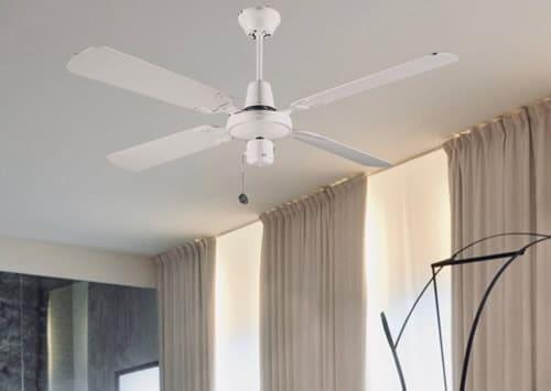 aspas y plafon para ventilador de techo