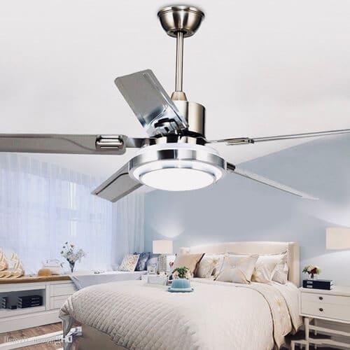 mejores ventiladores de techo con luz
