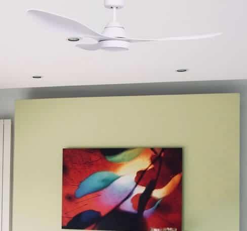 tipos de ventiladores de techo