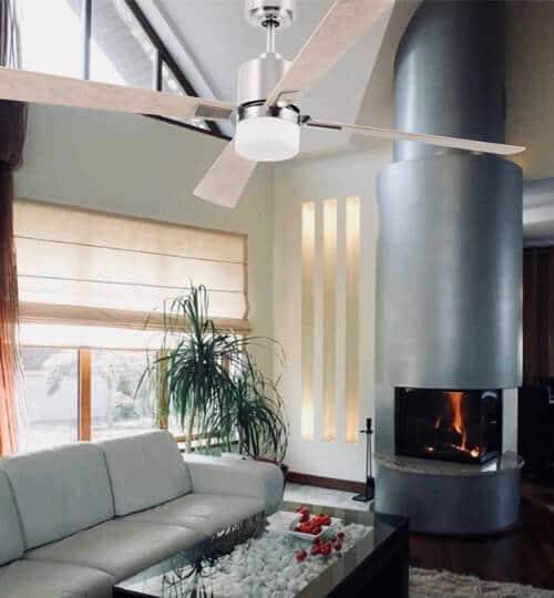 venta de ventilador para el techo con luces