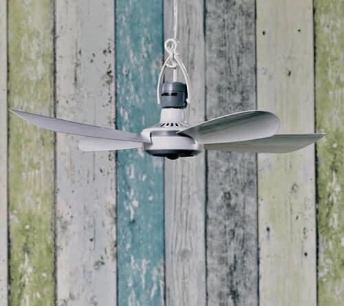 ventilador de techo con control remoto