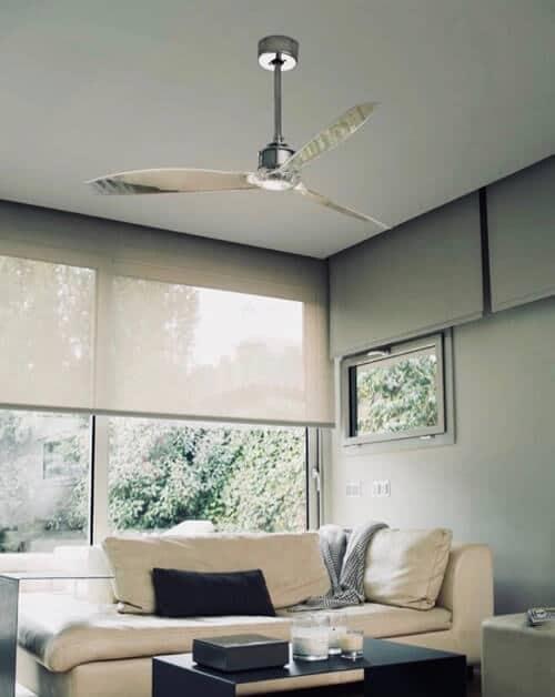 ventilador para el techo no hace ruido