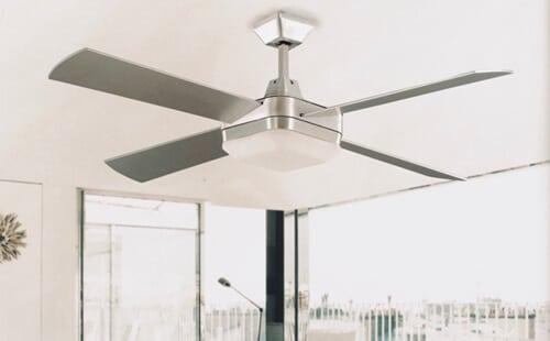 top ventiladores de techo silenciosos